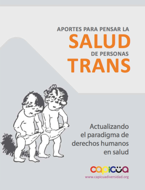 Capicüa, Guía sobre salud trans